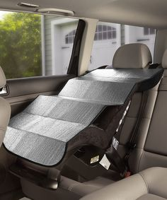 Sunshield Seat Cover - Set of Two