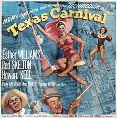 1951 Texas carnival