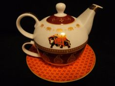 Cardew Honesty Paul Cardew Design Signed Limited Edition Collectable Teapot Tea Shop Counter