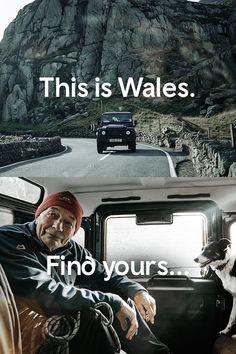 UK breaks and family holiday destinations Family Holiday Destinations, Travel Destinations, Wales Uk, North Wales, European Travel Tips, Visit Wales, Walking Holiday, Uk Holidays, Land Rover Defender