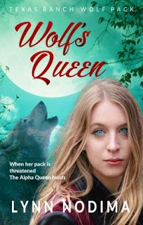 Lynn Nodima: Wolf's Queen is Published in eBook and Paperback