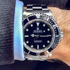 Rolex 14060 Submariner, A Series