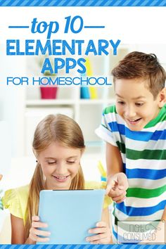 I lOVE the way technology can help our homeschool succeed. Wondering what the best homeschool apps for elementary kids? You'll love this list! Educational Apps For Kids, Learning Apps, Educational Activities, Learning Activities, Kids Learning, Elementary Education, Kids Education, Homeschool Apps, Just Dream