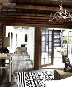 Elle Decor, Ole Damm's home in Copenhagen