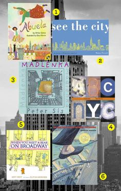 6 great NYC books for kids