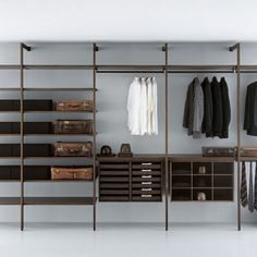 Storage Cabina Armadio by PORRO | Walk-in wardrobes