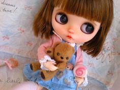 *miumoe* カスタムブライス♪ Blythe 人形 ドール_画像7
