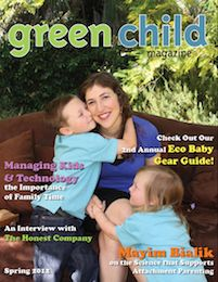 My article on Green Spring Cleaning starts on page 37.