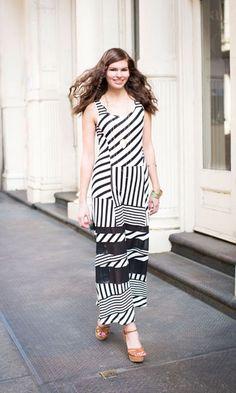 Peter Som Kohl's maxi dress