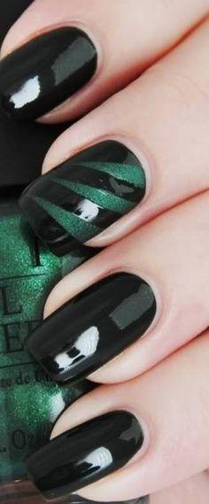 black n green..super combo