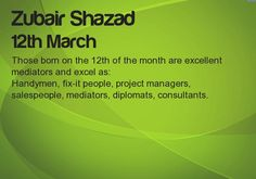 What your Birthday says about your career? Find at http://on.fb.me/W1uEuf