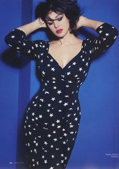 i want to be monica bellucci when i grow up. | Gypsyville