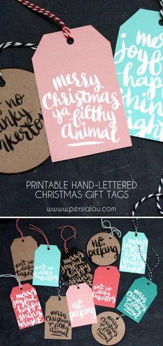 Free Printable Hand-