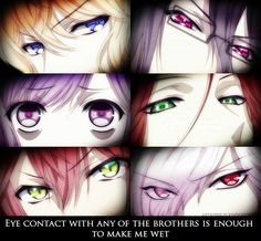Dirty Diabolik Lovers Confessions