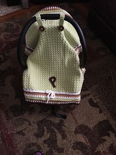 Crochet baby carseat tent to protect your baby from wind,bright sunlight. . Nice baby gift . Free pattern #diycrafts #crochet blanket