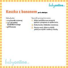 Przepisy dla niemowlaka - przepisy na deserki dla niemowlaka do druku   Strona 4   Mamotoja.pl Baby Food Recipes, Diet Recipes, 2 Baby, Cooking With Kids, Fett, Kids And Parenting, Vogue Kids, Wellness, Olaf