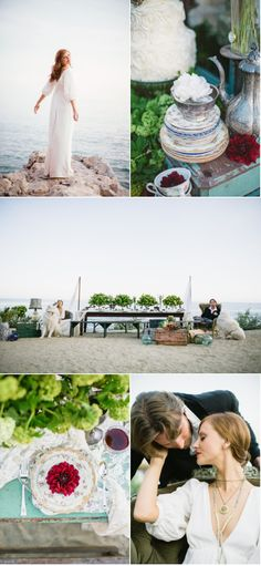 Shipwrecked Wedding Inspiration 5