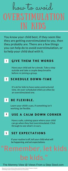 There are so many sights and sounds and activities during the holidays and it can be a lot for kids to handle. These tips for helping kids avoid overstimulation will help your holidays stay calm and happy!