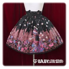 Alice and the pirates Guilty Meltin' Sweets Town skirt