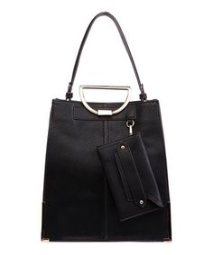 Black Jenna Tote MKF Collection 237091bc3530a
