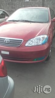 Clean Toyota Corolla 2006 Red Cars For Sale In Lagos State