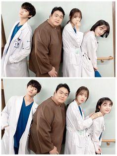 Asian Actors, Korean Actresses, Korean Actors, Actors & Actresses, Choi Jin Ho, Ahn Hyo Seop, Romantic Doctor, Mood Lifters, Lee Sung Kyung