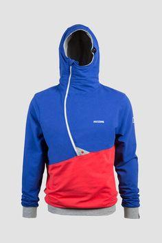 Mazine Sentinel Men Sweatshirt Mazineblue / Poppy