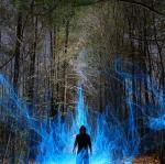 Epic Portraits Done with Light Painting