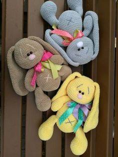 PDF Плюшевый Заяц. Бесплатный мастер-класс, схема и описание для вязания игрушки амигуруми крючком. Вяжем игрушки своими руками! FREE amigurumi pattern. #амигуруми #amigurumi #схема #описание #мк #pattern #вязание #crochet #knitting #toy #handmade #поделки #pdf #рукоделие #заяц #зайка #зайчик #зайчонок #зая #зай #кролик #крольчонок #rabbit #hare #lepre #conejo #lapin #hase #plush #плюшевый