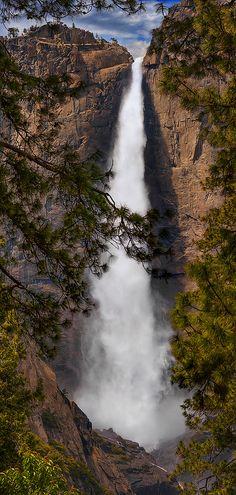 Yosemite Falls, Yosemite National Park, CA