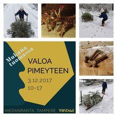 Sunnuntaina 3.12. #valoapimeyteen #vinstage #korpelantorppa @vinstage.fi