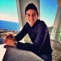 James Rodriguez is it even legal to have hot soccer players like this man?