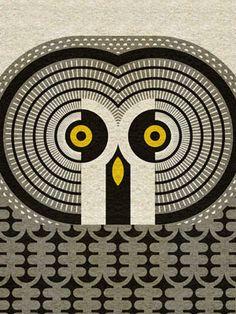 scott partridge - art o mat - great grey owl