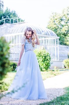Making my dreams come true - Pink Wish Blue Tulle Skirt, My Dream Came True, Princess Wedding Dresses, Poses, Formal Dresses, Lace, Skirts, Pink, Collection