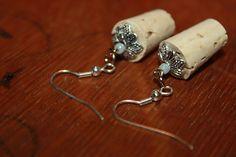 Butterbeer Cork Earrings Luna Lovegood by TheShriekingShack, $9.00