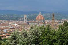 Florence is always a good idea.
