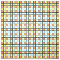 Edna Andrade, Grid My Canvas, Traditional Art, Geometry, Grid, It Works, Arts And Crafts, American, My Love, Artwork