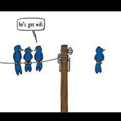 Geek humour!