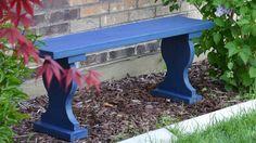 Outdoor Garden Bench