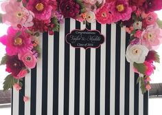 100 Cool Black and White Sassy Stripes Wedding Ideas | Hi Miss Puff - Part 10