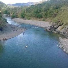 Río Sumpul. Chalatenango. El Salvador.