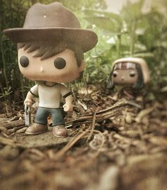 The Walking Dead - Funko Pop!