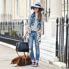 Meet Our Latest Style Crush Blogger Thank Fifi (then Read Her Tips To Look Just Like Her) #streetstyle