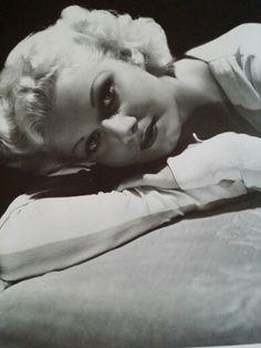 Jean Harlow- 1933