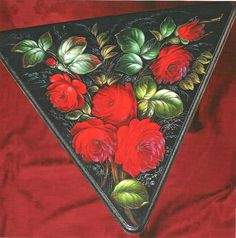 Russian Decorative Painting