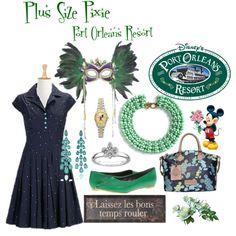 Plus Size Pixie: Port Orleans Resort
