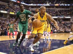 Man, David West must have really hated the Pacers. David West  #DavidWest
