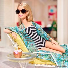 If you need me, this is where I will be! #barbie #barbiestyle