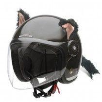 Helmet ears - Cat tail and ears Scooter Helmet, Ears, Accessories, Ear, Jewelry Accessories