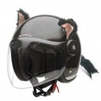 Helmet ears - Cat tail and ears